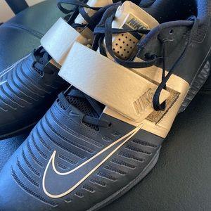 Nike Romaleo 3 Black & Gold Sz 12